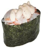 Спайси с морским гребешком Фото