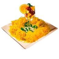 Креветки в панировке из картофеля Фото