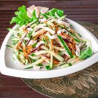 Морской салат Фото