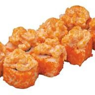 Эби кани оранж гриль (запеченный) Фото
