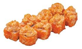 Эби кани оранж гриль (запеченный) - Фото