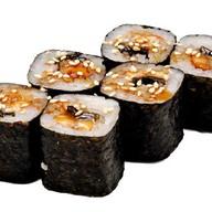 Спайси хосомаки копченый лосось Фото