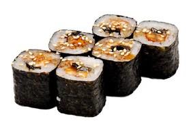 Хосомаки чиз лосось - Фото