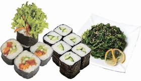 Вегетарианский набор - Фото