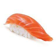 Суши копченный лосось Фото