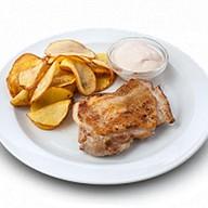Цыпленок-гриль (БЛ) Фото