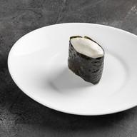 Суши сливочная креветка Фото