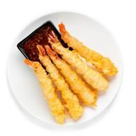 Креветки темпура Фото