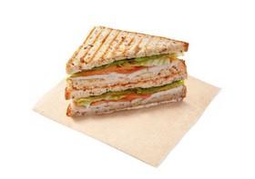 Сендвич с курицей - Фото