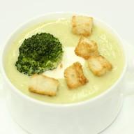 Суп-пюре из брокколи Фото
