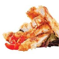 Курица тонкацу Фото