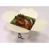 Говядина по-сычуаньски с лапшой Фото