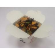 Салат из древесных грибов Фото