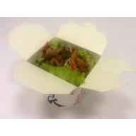 Салат с шампиньонами Фото
