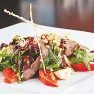 Салат с олениной Фото