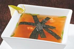 Тайский суп - Фото