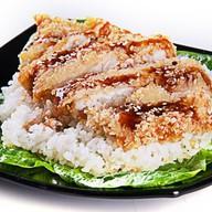 Тонкацу-курица Фото