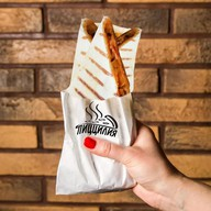 Гриль-пицца васаби (острая) Фото