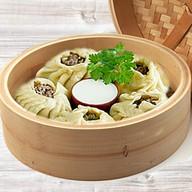 Китайские булочки на пару Пян-се Фото
