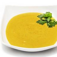 Суп-крем из чечевицы Фото