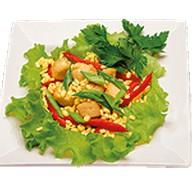 Сычуаньский салат Фото