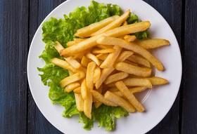 Картофель фри big - Фото