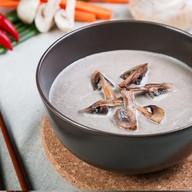 Крем-суп с шампиньонами Фото