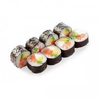 Футомаки с копченым лососем Фото