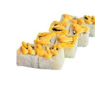 Сырный с лососем Фото