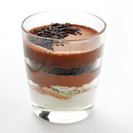 Десерт «Три шоколада» Фото
