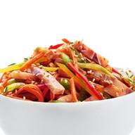 Салат из свиных ушек Фото