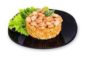 Рис с сёмгой - Фото