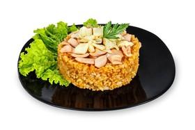 Рис с кальмаром - Фото
