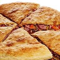 Big пицца Фото