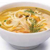 Куриный суп-лапша Фото
