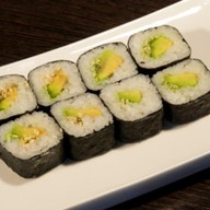 Авокадо хосомаки Фото