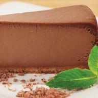 Шоколадный чизкейк Фото