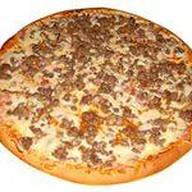 Кон карне пицца Фото