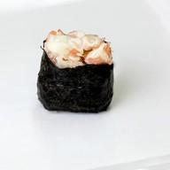 Эби гункан с креветками Фото