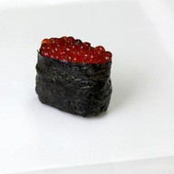 Икура гункан с икрой Фото