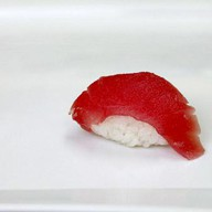 Магуро суши с тунцом Фото