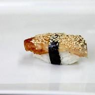 Унаги суши с угрем Фото