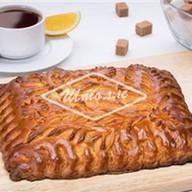 Пирог с крыжовником Фото