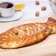 Пирог с сельдью Фото