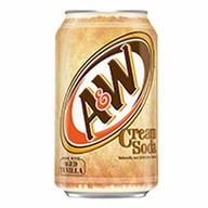 A&W сream soda Фото