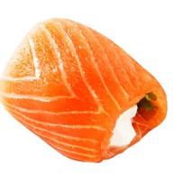 Рулет с лососем Фото