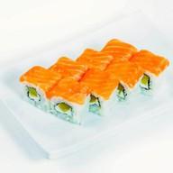 Шинко маки с лососем Фото