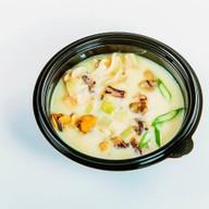 Сливочный суп Фото