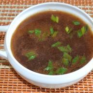 Суп пикантный с телятиной Фото