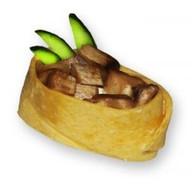 Гункан тортилья киноко Фото